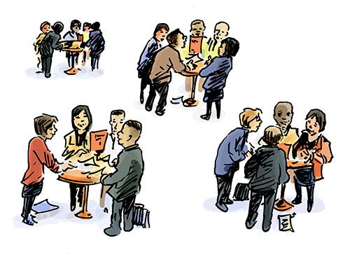 Effective conversations - Kinnford