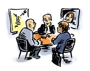 Talk things through - Kinnford consulting